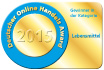 Deutscher Online-Handels-Award 2015