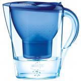 Brita Marella XL Tischwasserfilter blau + 1 Kartusche