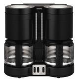 Krups Doppel-Automat DuothekPlus KM 8508 Kombiautomat Kaffee/Tee
