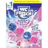 WC Frisch Kraft-Aktiv Duftspüler Blüten Frische