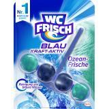 WC-Frisch Blau Kraft-Aktiv Ozeanfrische