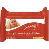 Jeden Tag Baby Comfort Feuchttücher classic