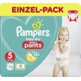 Pampers Baby Dry Pants Gr. 5 Junior 12-18 kg