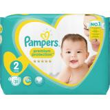 Pampers Premium Protection New Baby Gr. 2 Mini Gr. 3-6 kg