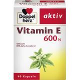 Doppelherz aktiv Vitamin E Supra 600 Kapseln