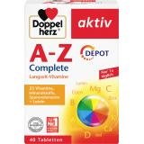 Doppelherz aktiv A-Z Langzeit-Vitamine Depot Tabletten