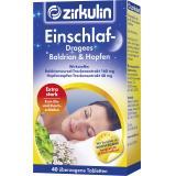 Zirkulin Einschlaf-Dragees Baldrian & Hopfen