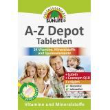Sunlife A-Z Depot Tabletten