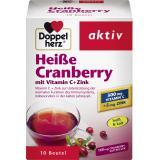 Doppelherz aktiv Heiße Cranberry mit Vitamin C + Zink Beutel
