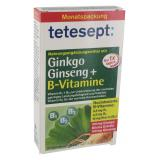 Tetesept Ginkgo Ginseng + B-Vitamine Tabletten