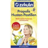 Zirkulin Husten-Pastillen Spitzwegerich + Zink + Propolis