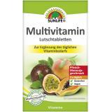 Sunlife Multivitamin Lutschtabletten Pfirsich-Maracuja