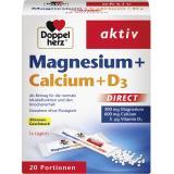 Doppelherz Magnesium +Calcium+D3
