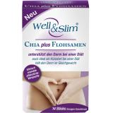 Well & Slim Chia plus Flohsamen