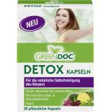 GreenDoc Detox Kapseln