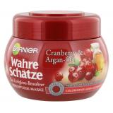 Garnier Wahre Schätze Farbglanz Tiefenpflege Maske Cranberry und Argan-Öl