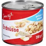 Jeden Tag Erdnüsse geröstet & gesalzen