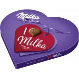 Milka I Love Milka Pralinés Geschenkherz