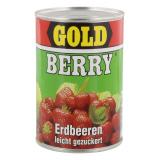 Gold Berry Erdbeeren leicht gezuckert