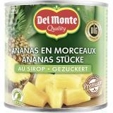 Del Monte Ananas Stücke gezuckert