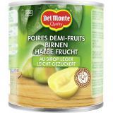 Del Monte Birnen halbe Frucht leicht gezuckert