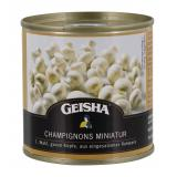 Geisha Champignons Miniatur ganze Köpfe 1.Wahl
