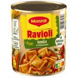 Maggi Ravioli Gemüse ohne Fleisch