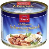 Simon Delikatess-Schweinegulasch