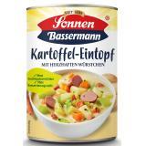 Sonnen Bassermann Mein Kartoffeltopf mit herzhaften Würstchen 1 Teller