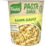 Knorr Snack Bar Nudeln in Rahm-Sauce mit Schnittlauch