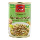 Simon Vegetarisches Geschnetzeltes Züricher Art