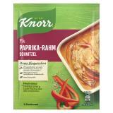Knorr Fix Paprika-Rahm Schnitzel