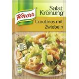 Knorr Salatkrönung Croutinos mit Zwiebeln