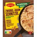 Maggi fix & frisch Zwiebel-Rahm Schnitzel