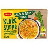 Maggi Klare Suppe mit Suppengrün