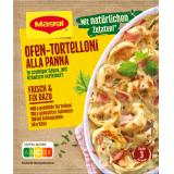 Maggi fix & frisch Ofen-Tortelloni alla Panna