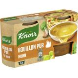 Knorr Bouillon Pur Huhn