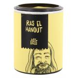 Just Spices Ras el Hanout gemahlen
