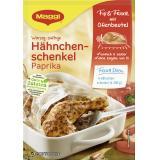 Maggi fix & frisch Ofenbeutel Hähnchenschenkel Paprika