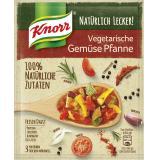 Knorr Natürlich lecker! Vegetarische Gemüsepfanne