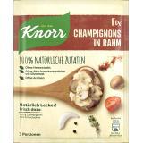 Knorr Natürlich lecker! Champignons in Rahm
