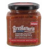 Deluna BrusKetteria Knoblauch-Bruschetta