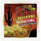 Don Enrico Corn Wrap Tortillas