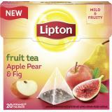 Lipton Fruit Tea Apple Pear & Fig Pyramidenbeutel