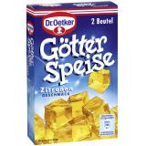 Dr. Oetker Götterspeise Zitronen Geschmack