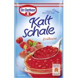 Dr. Oetker Kaltschale ohne Kochen Erdbeer