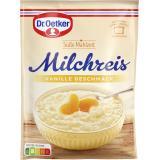 Dr. Oetker S??e Mahlzeit Milchreis Vanille-Geschmack
