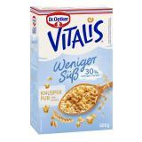 Dr. Oetker Vitalis Knusper Weniger süß Müsli