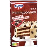 Dr. Oetker Feine Mokkabohnen Zartbitter-Mokkaschokolade