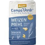 Demeter Campo Verde Bio Weizenmehl Type 405
